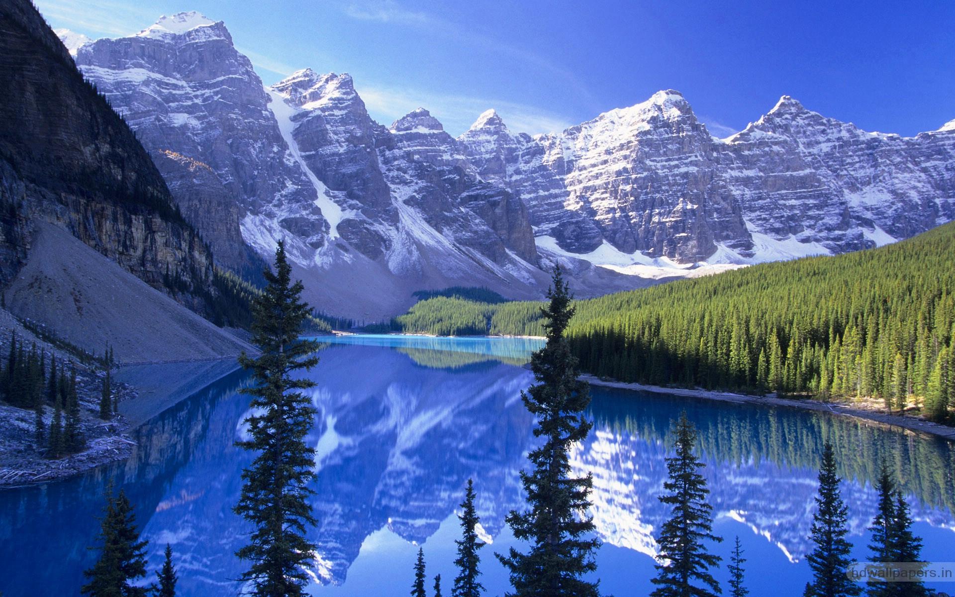 Alberta National Park Canada wallpaper