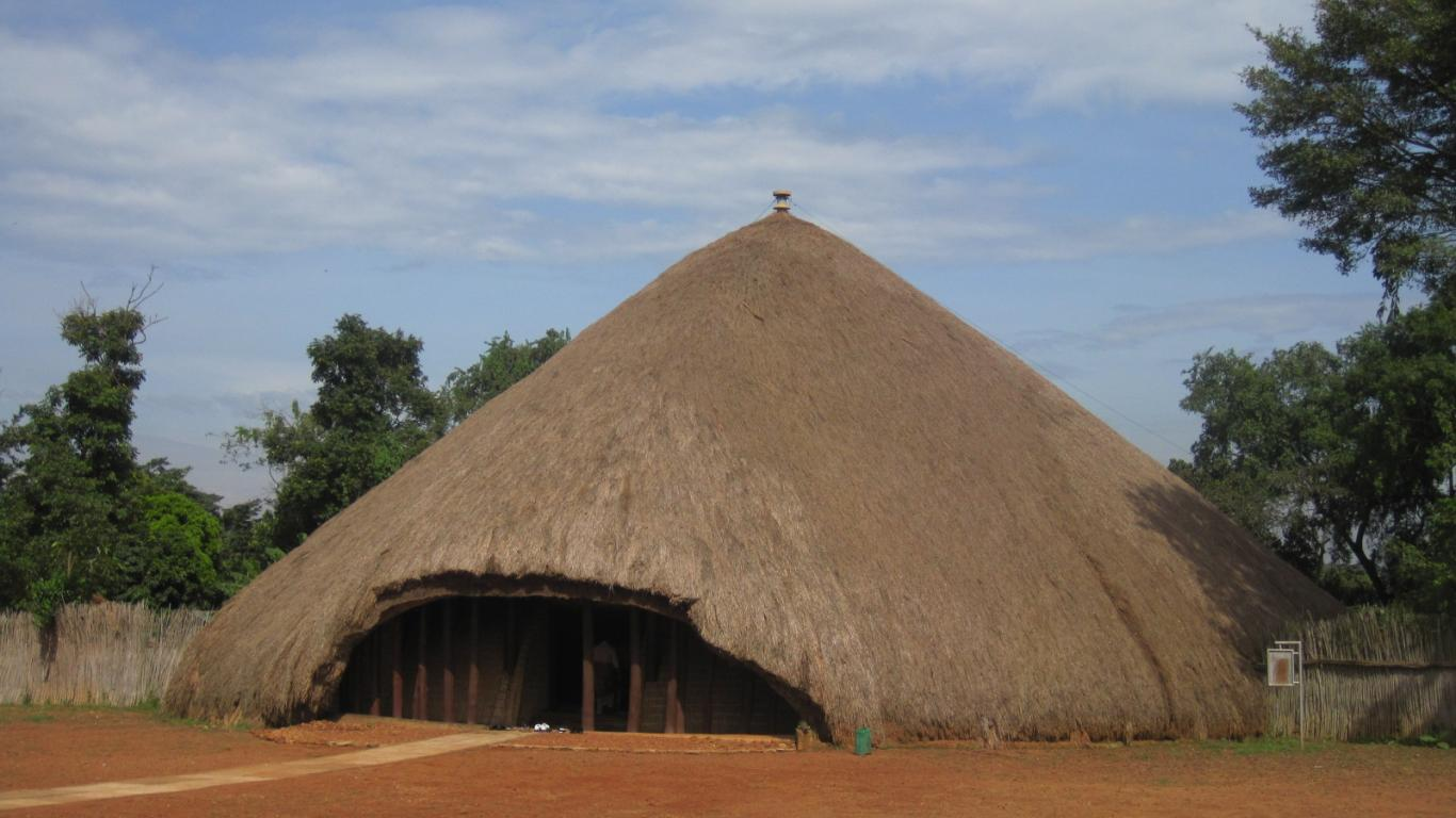 Architecture The Kasubi Hill Tombs Ancient 114863 Wallpaper wallpaper
