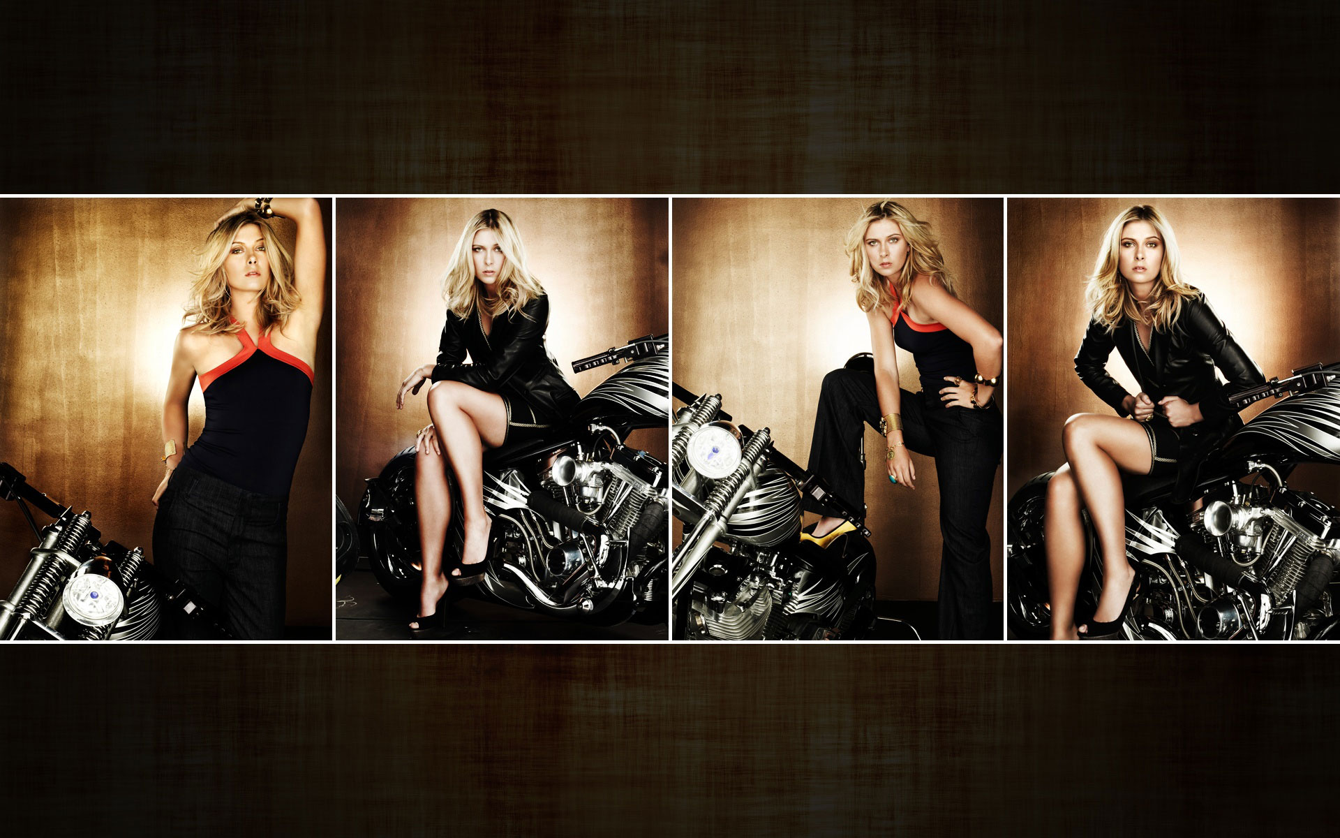 Maria Sharapova Widescreen wallpaper
