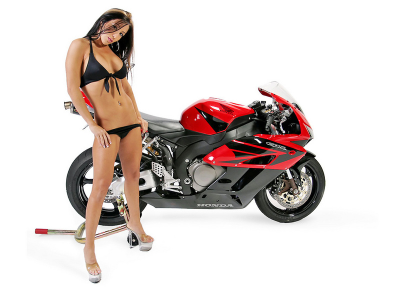 Honda Motorcycles Girl Cbr Fanpop 121569 Wallpaper wallpaper