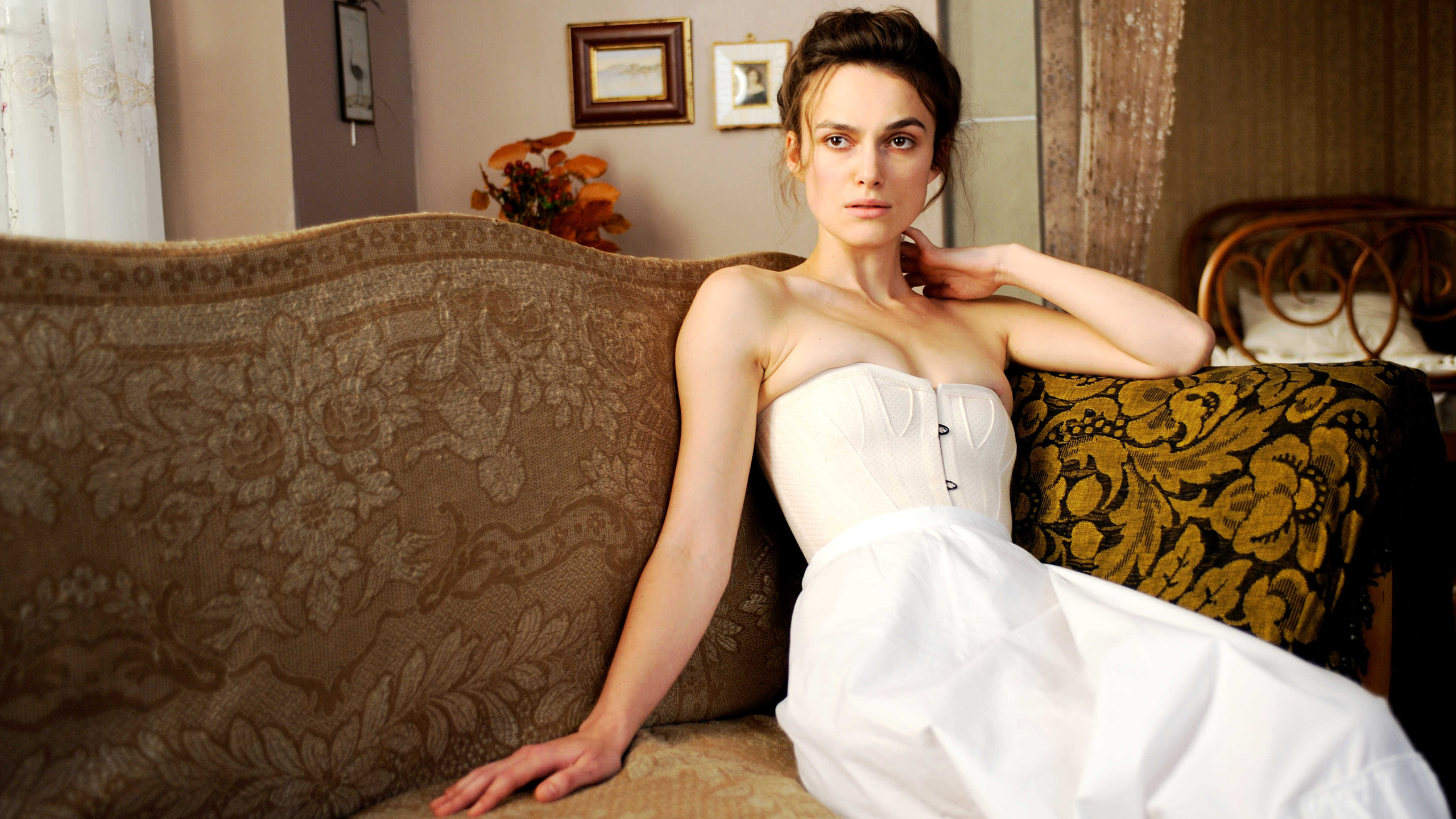 Keira Knightley Dangerous Method wallpaper