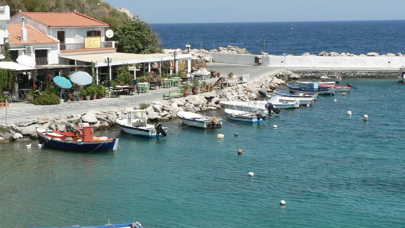 Boats Marina Beach Greece Free Hd Images 198998 Wallpaper wallpaper