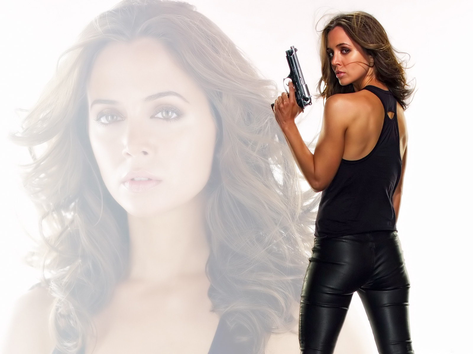 Eliza Dushku 37 wallpaper