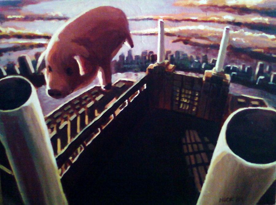 Pink Floyd Animals Arte Y Megapost Taringa 141643 Wallpaper wallpaper