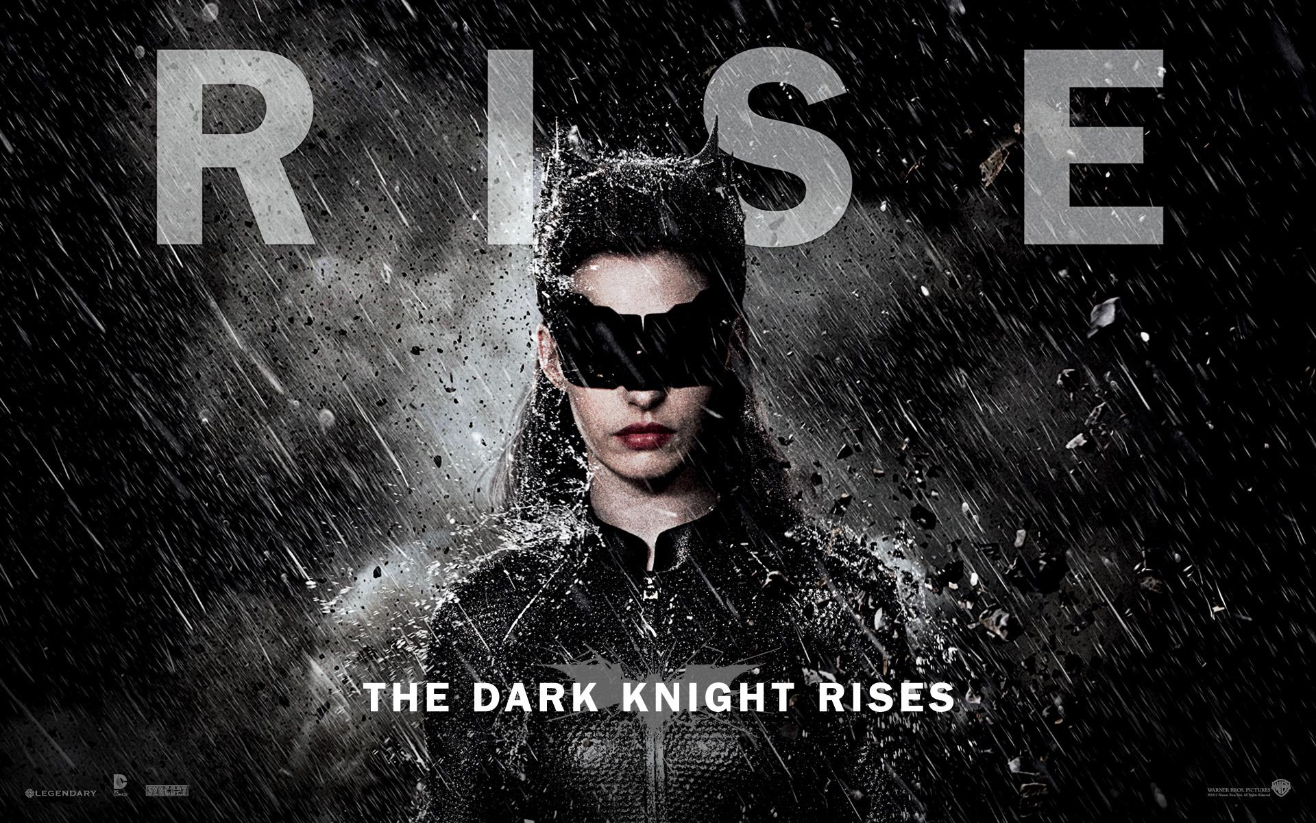 Catwoman Dark Knight Rises wallpaper