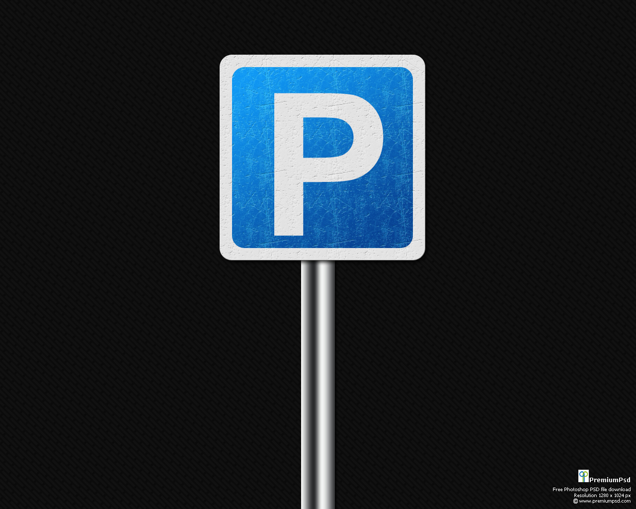 Visiting Cards Backgrounds Blue Parking Sign Gn Psd Premium 543280 Wallpaper wallpaper