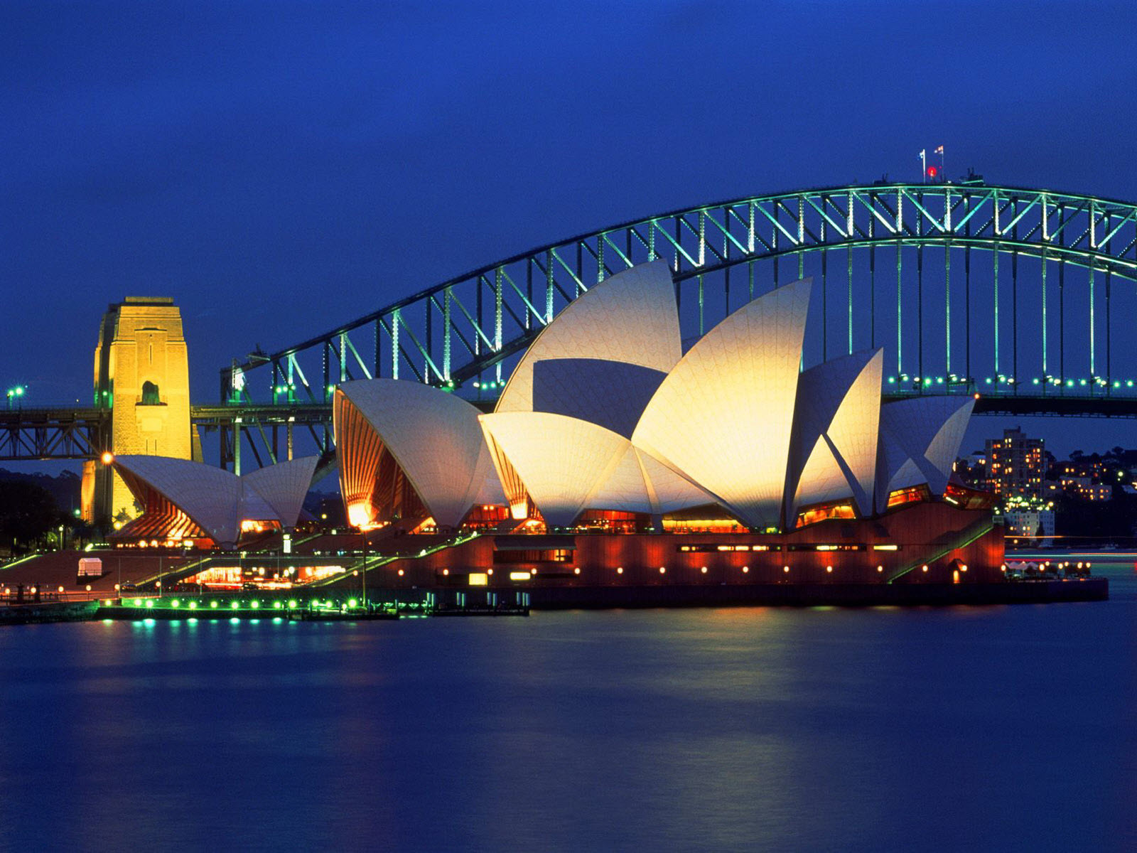 Sydney Opera House, Australia wallpaper