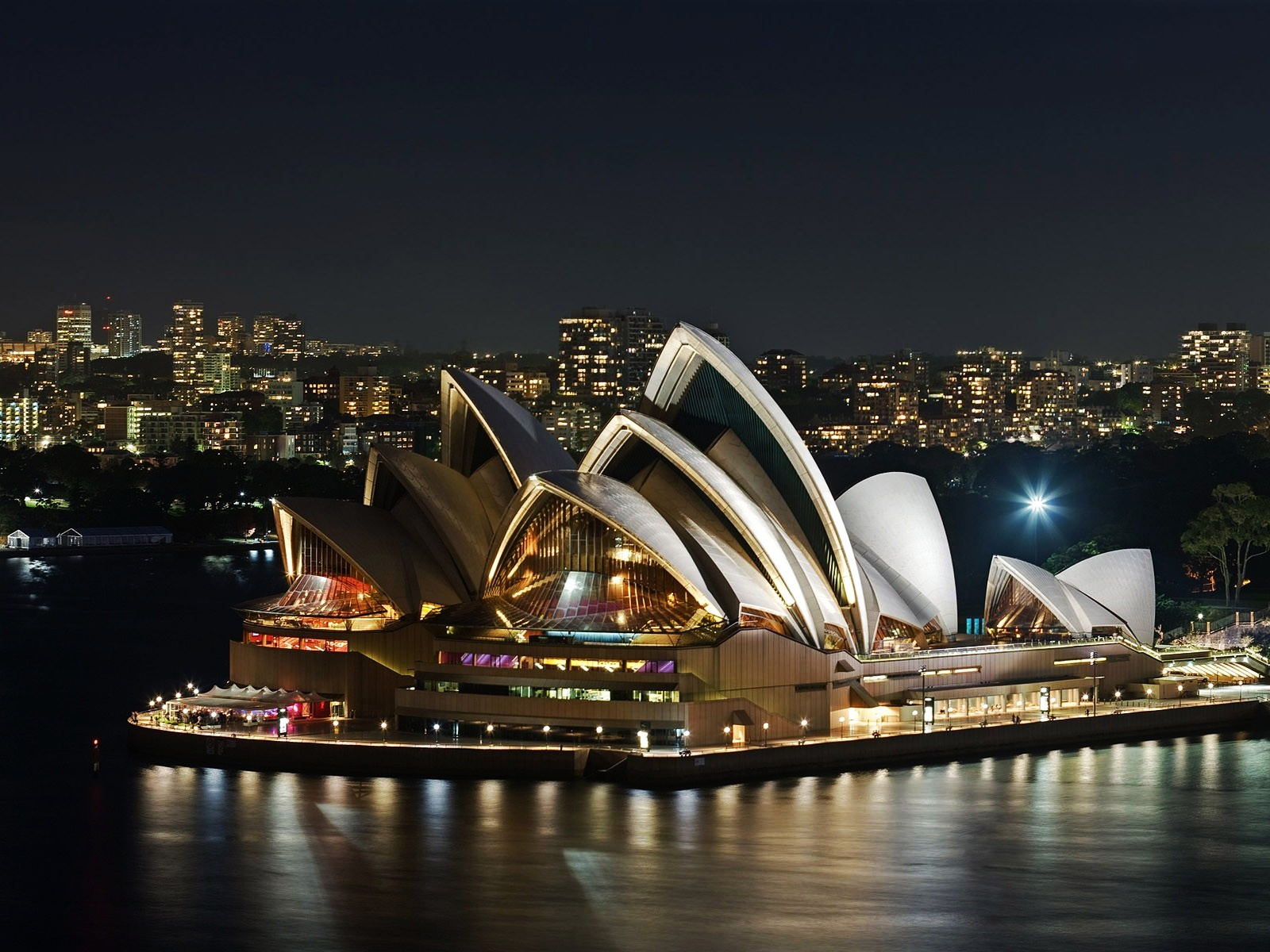Sydney Opera House 2011 wallpaper