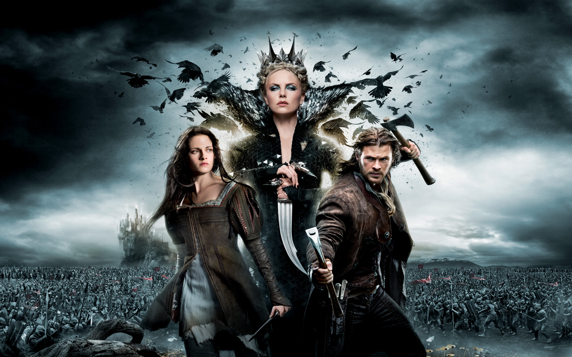 2012 Snow White & The Huntsman wallpaper