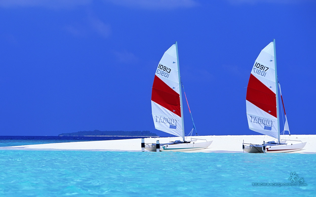 Sailboat Sailboats Beach 157505 Wallpaper wallpaper