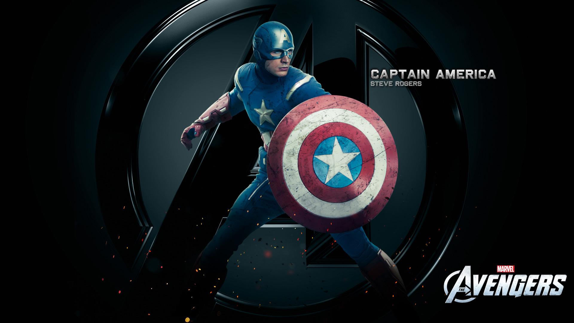 Captain America Steve Rogers wallpaper