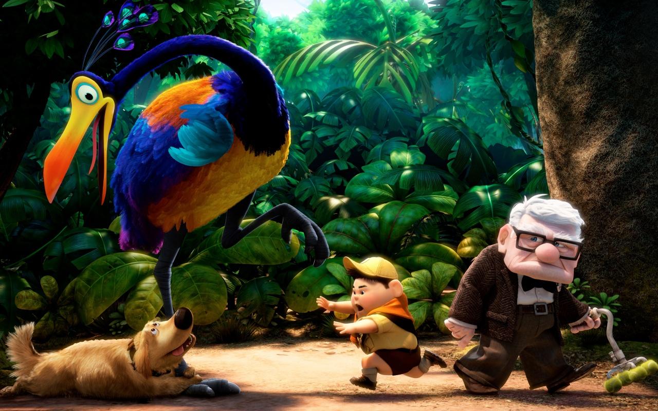 Sailboat Pixars Crew In Jungle Hd 467605 Wallpaper wallpaper
