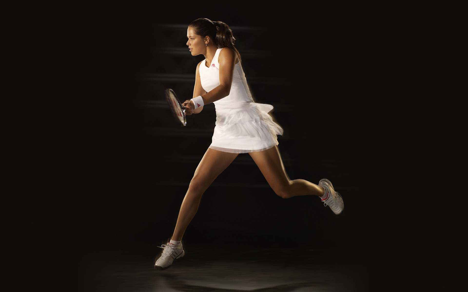 Ana Ivanovic 12 wallpaper