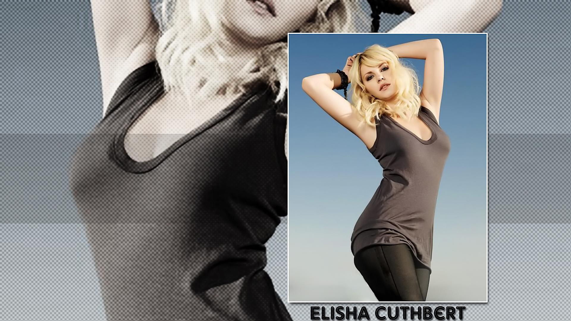 Elisha Cuthbert 2012 wallpaper