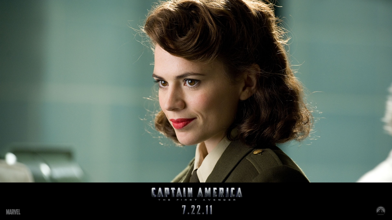 Carbon Peggy Carter From Captain America The First Avenger P Hd 561603 Wallpaper wallpaper
