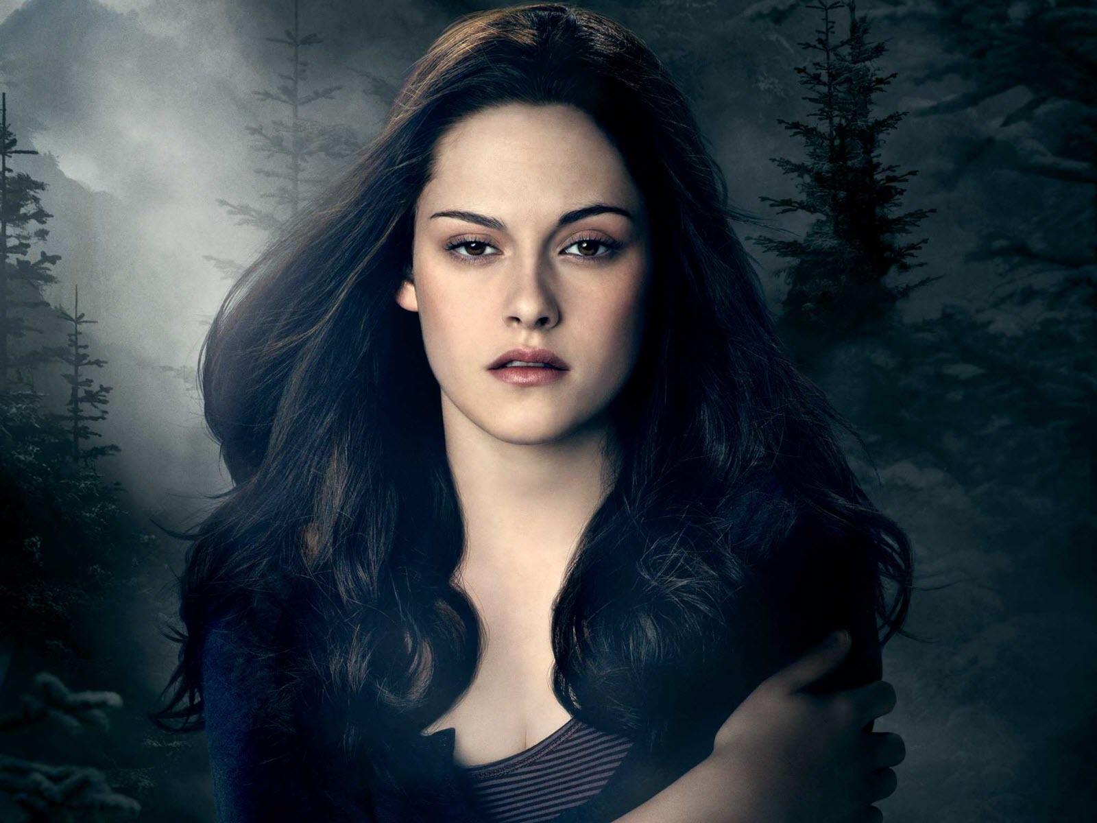 Kristen Stewart in Twilight Saga Eclipse wallpaper