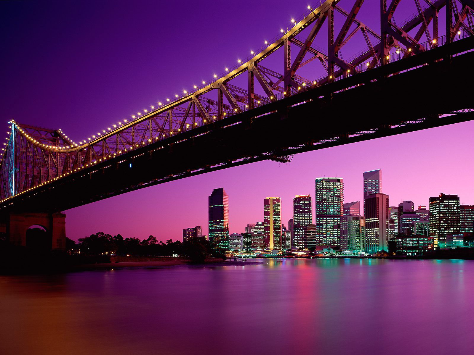 Brisbane Australia wallpaper