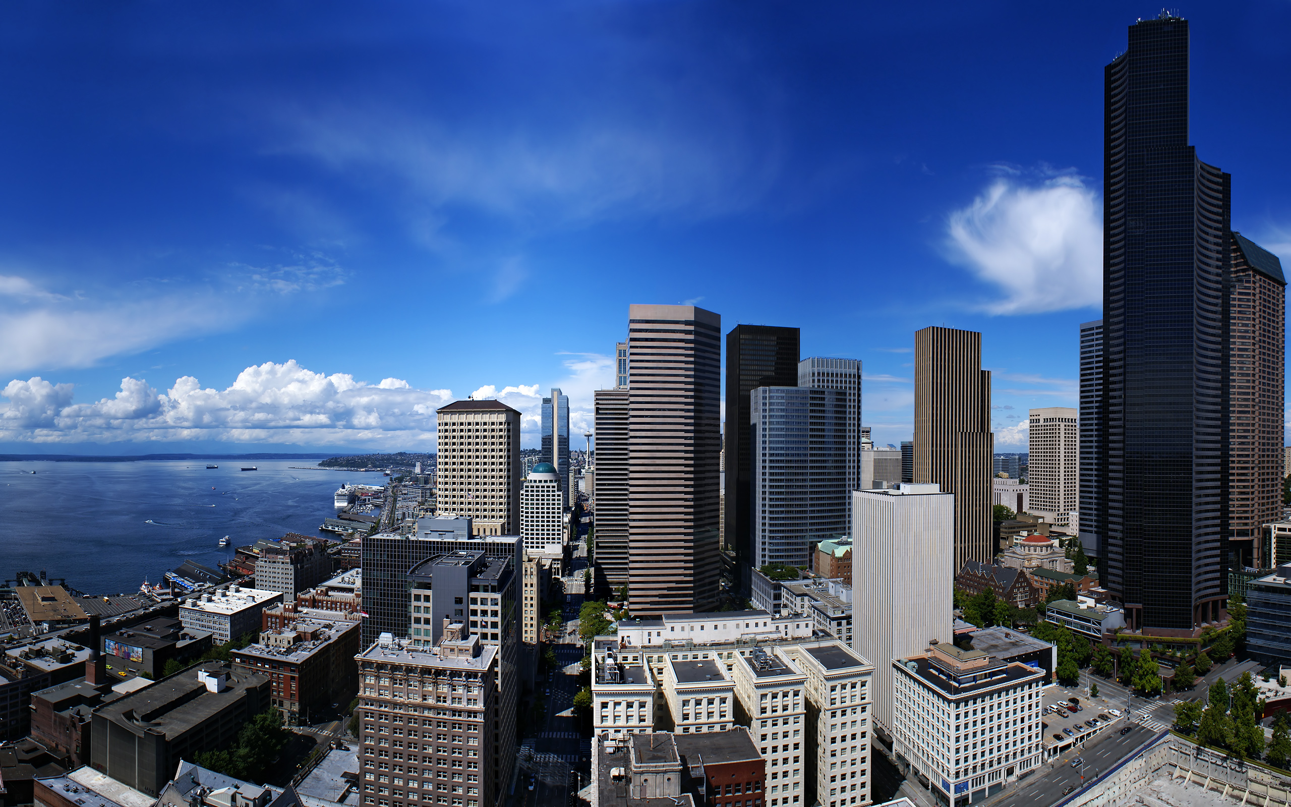 Seattle City United States wallpaper