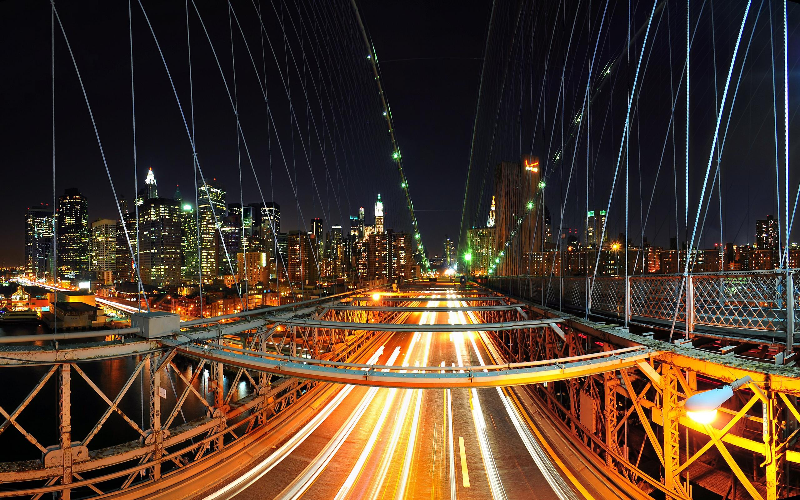 Brooklyn Traffic wallpaper