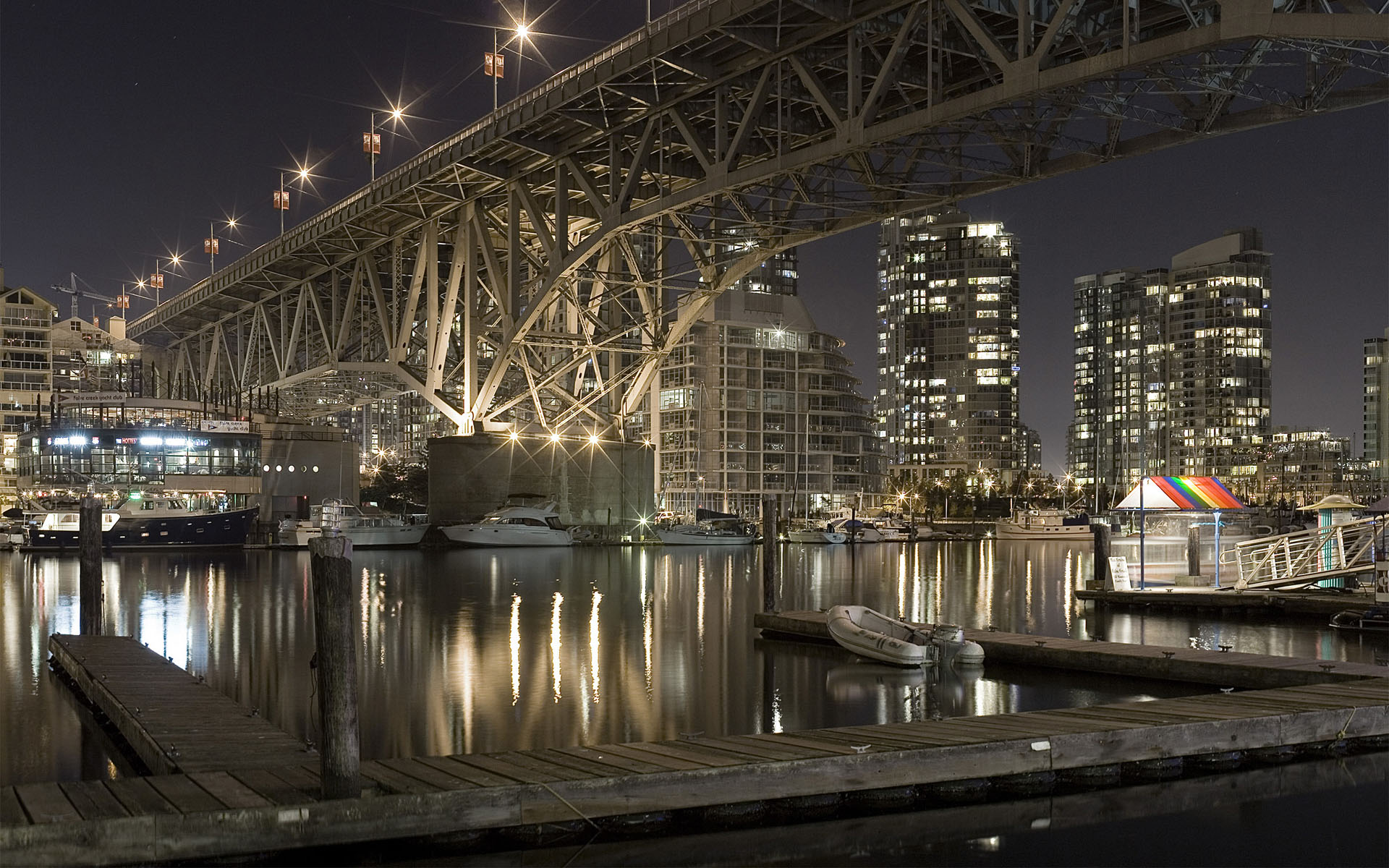 Granville Bridge wallpaper
