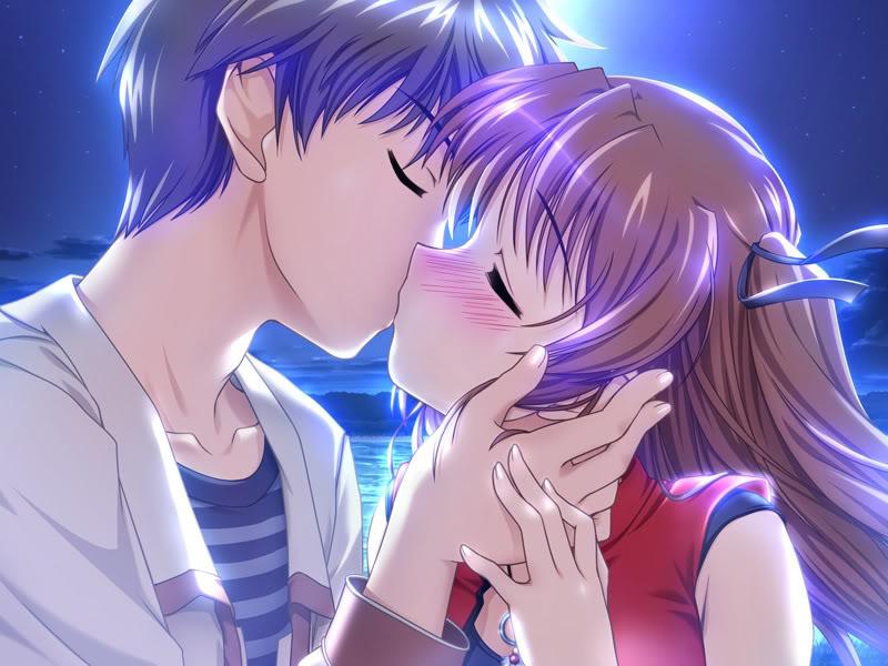 Love Couple Cartoon Anime Dancing 94230 Wallpaper wallpaper