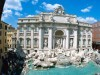 Trevi Fountain Rome Italy wallpaper