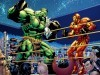 Funny Cartoon Iron Man And Hulk 552258 Wallpaper wallpaper