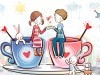 Cartoon Valentine S Day 237164 Wallpaper wallpaper