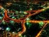 City Nightways wallpaper
